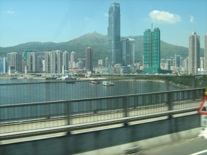 highrises are the building of choice in HK where land is at a premium