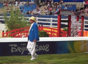 course designer Leopoldo Palacios