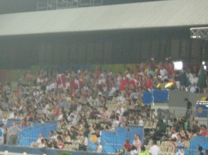 The Canadian section!
