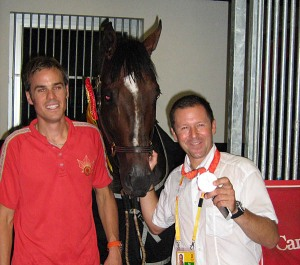 Jerome, Hickstead and Eric