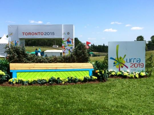 2015 Pan American Games Cross Country Course