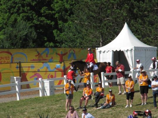 Ian Millar & Dixson - 2015 Pan American Games Showjumping
