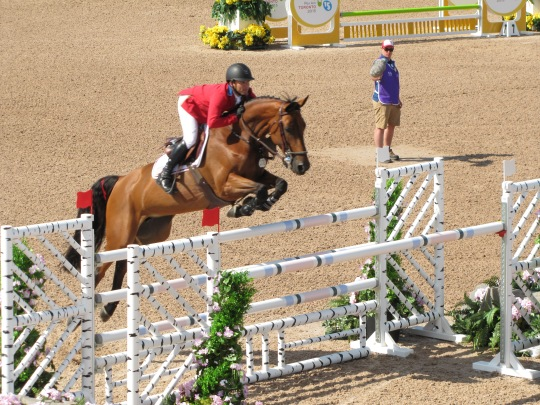 Kent Farrington & Gazelle - 2015 Pan American Games Showjumping
