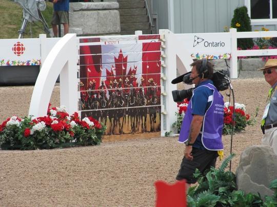 2015 Pan American Games Individual Showjumping