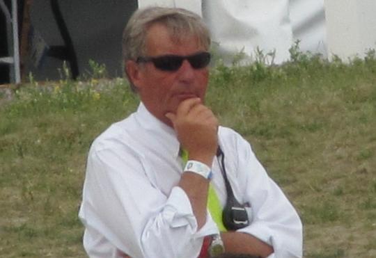 Craig Collins 2015 Pan American Games Individual Showjumping