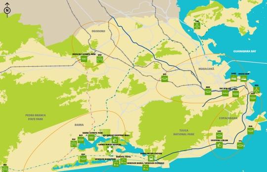 Rio2016-Maps-Venues